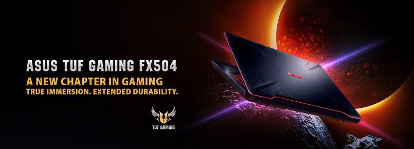 ASUS Malaysia Mengumumkan Penurunan Harga Untuk Siri Laptop Gaming ASUS TUF FX504 – Bermula Dari RM2899