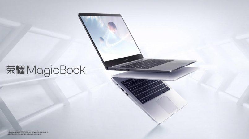Honor Magicbook Dilancarkan – Komputer Riba Dengan Kad Grafik NVIDIA GeForce MX150
