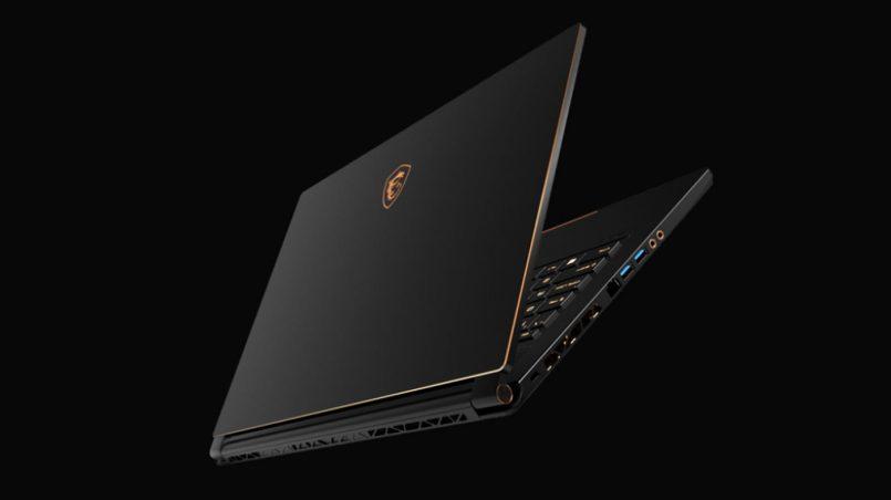 Laptop Gaming MSI GS65 Stealth Thin Dilancarkan Dengan Skrin Bingkai Nipis 144HZ Dan Grafik NVIDIA GeForce GTX 1070 Max-Q