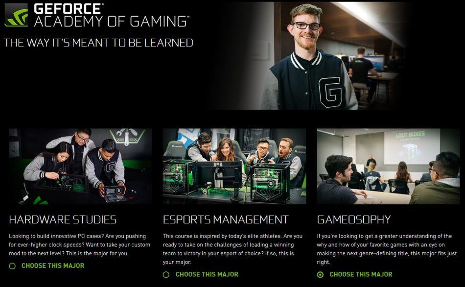 GeForce Academy