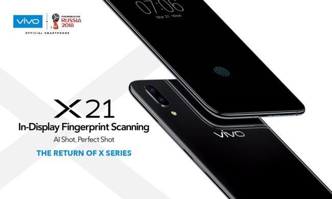 Vivo X21 Malaysia