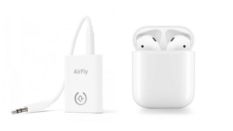 Airfly Membolehkan AirPods Digunakan Peranti Yang Tidak Mempunyai Sambungan Bluetooth