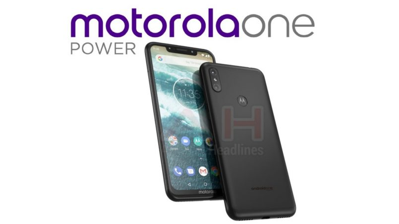 Motorola One Power Tertiris – Peranti Android One Kedua Daripada Lenovo