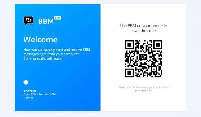 BBM Desktop