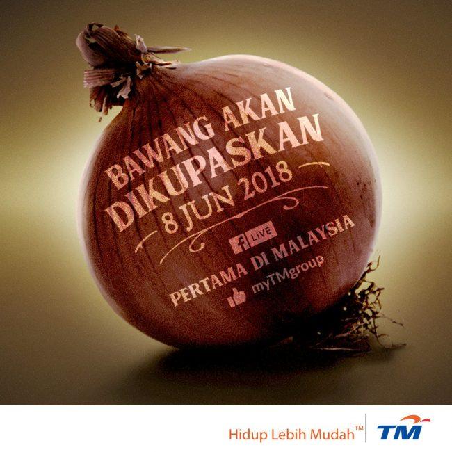 Telekom Malaysia Bawang