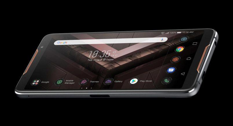 ASUS ROG Phone 2 Dilaporkan Akan Hadir Dengan Skrin 120Hz