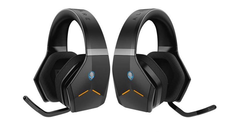 Alienware Mengemaskini Tetikus Elite Gaming Mouse Dan Wireless Elite Gaming Headset