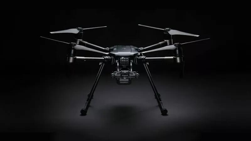 DJI Dan Axon Bekerjasama Dalam Menghasilkan Dron Untuk Polis
