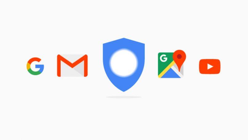 Google Mengemaskini Papan Pemuka Google Account
