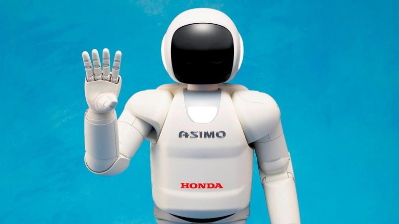 Honda Menghentikan Pembangunan Robot Asimo