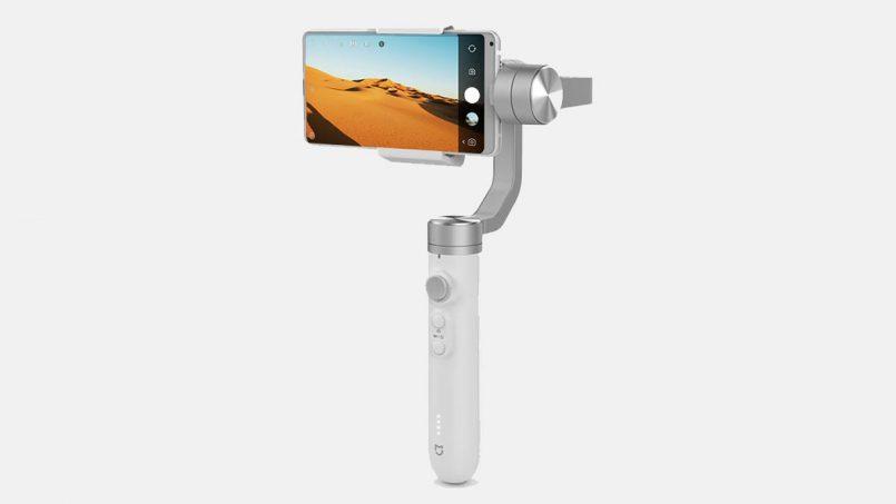 Xiaomi Mula Menjual Gimbal Untuk Telefon Pintar Dan Kamera Aksi