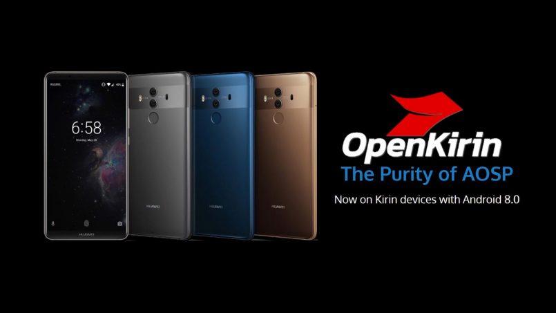 OpenKirin Membolehkan Peranti Huawei Dan Honor Menggunakan Android Asli
