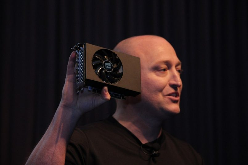 AMD Mengesahkan Kehadiran Kad Grafik AMD Radeon RX Vega 56 Nano Yang Direka Oleh PowerColor