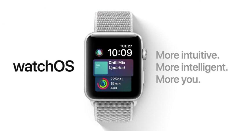 Apple Watch Menerima Fungsi Kemas Kini Secara OTA