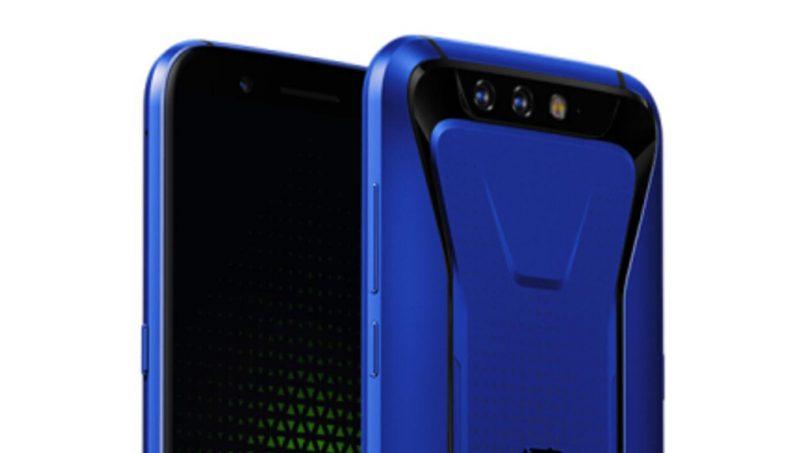Xiaomi Black Shark Mula Ditawarkan Dalam Warna Biru Diraja
