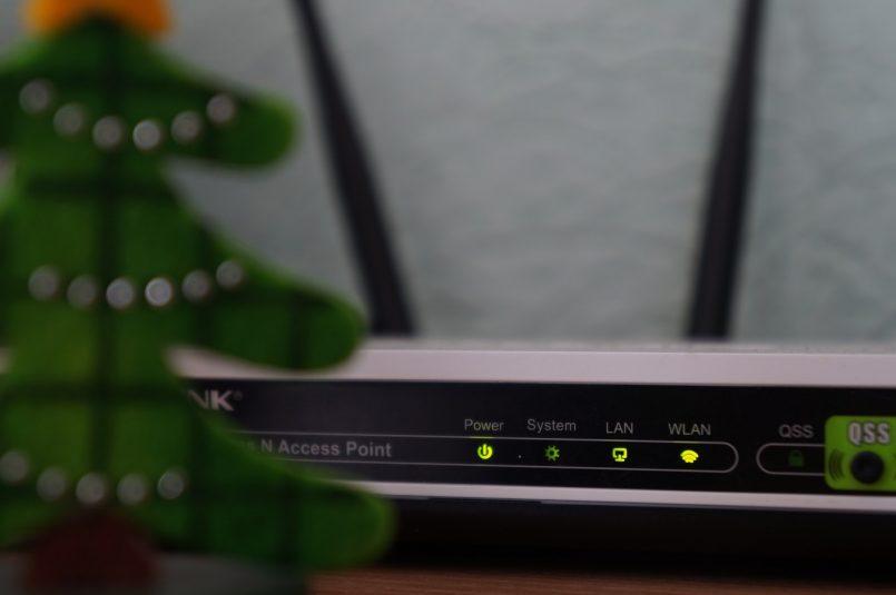 Router Penghala