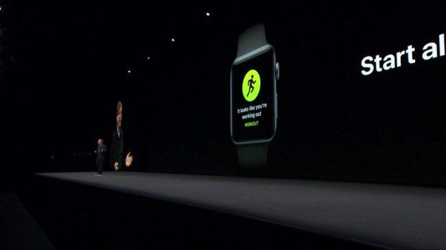 Apple wacthOS