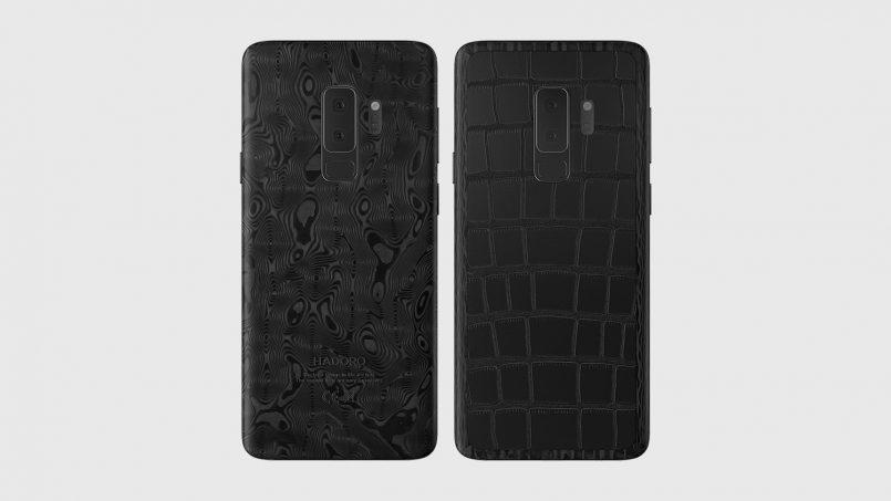 Hadoro Paris Melancarkan Galaxy S9 Dan S9+ Versi Mewah