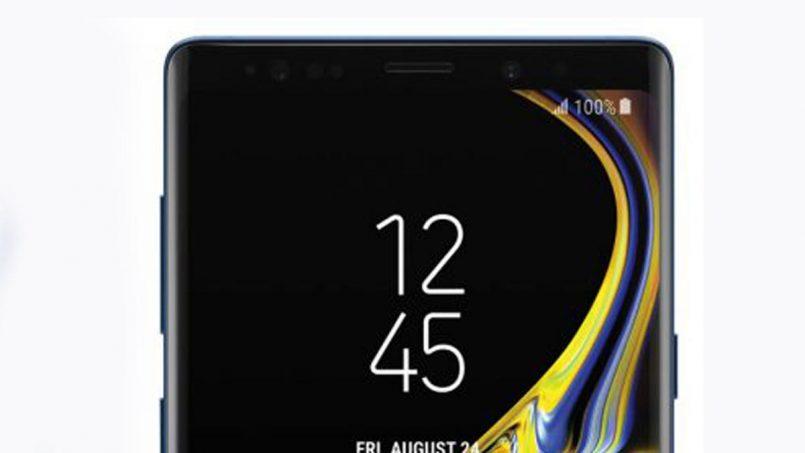 Imej Pengolokan Samsung Galaxy Note 9 Tertiris Menunjukkan Perubahan Yang Kecil Berbanding Note 8