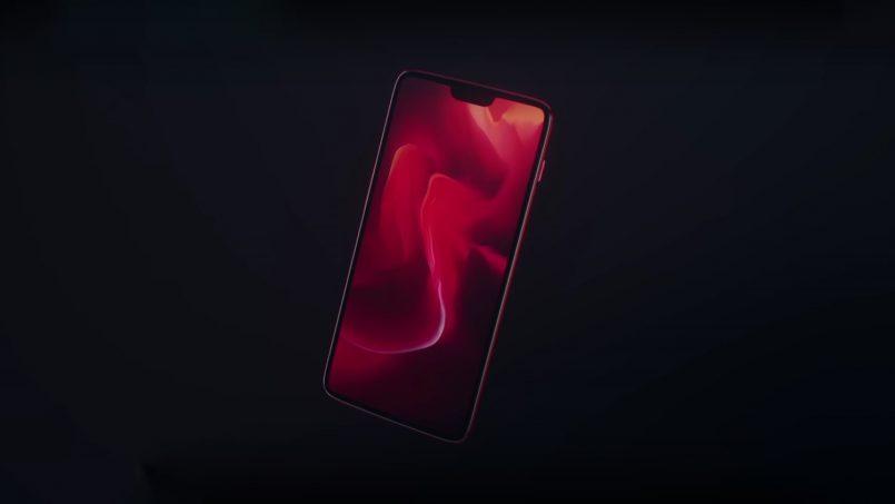 OnePlus Menipu – Video Acah Memperlihatkan OnePlus 6 Merah Tiada Dagu