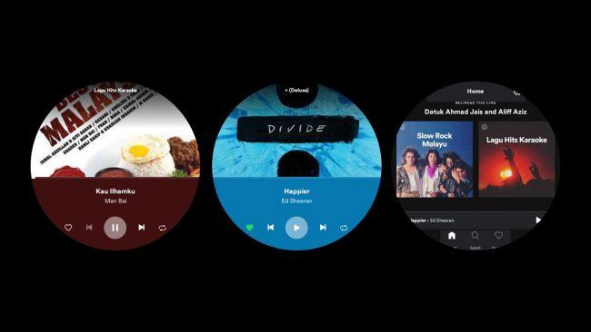 Bagaimana Memasang Spotify Lite Ke Jam Tangan Pintar Wear OS