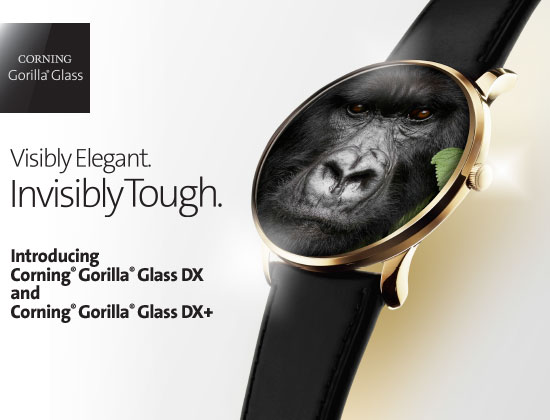 Corning Gorilla Glass DX