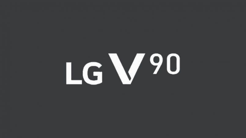 LG Mendaftar Tanda Dagang Nama LG V90