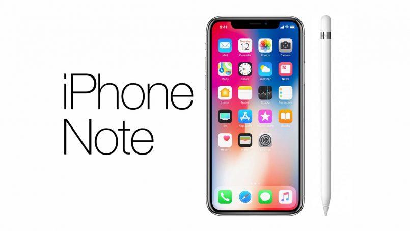 TrendForce – iPhone 2018 Akan Menyokong Apple Pencil Dengan Harga Bermula Dari RM2900