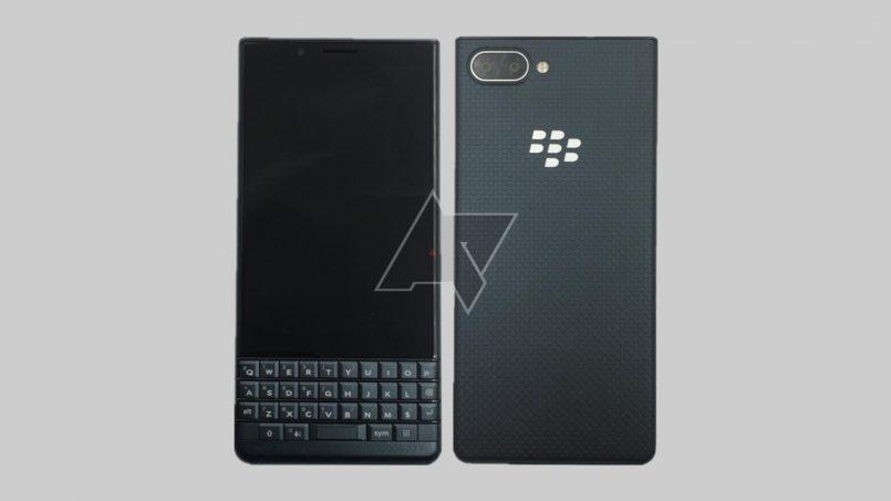 Spesifikasi BlackBerry Key2 LE Tertiris