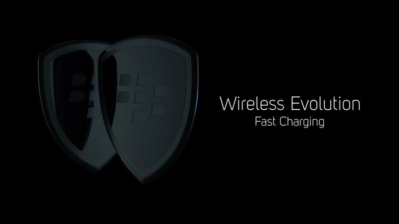 BlackBerry India Memperlihatkan Pengecas Nirwayar Jenama BlackBerry