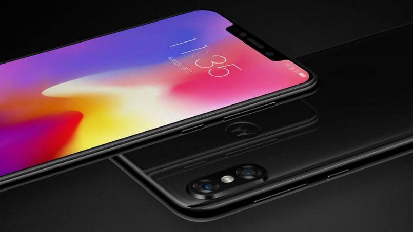 Motorola P30 Dilancarkan Di China Dan Kelihatan Seperti iPhone X