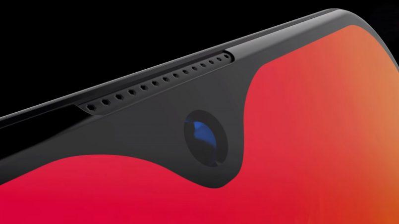 """(Konsep) Rekaan OnePlus 6T Dengan Takuk Umpama """"Titisan Air"""""""