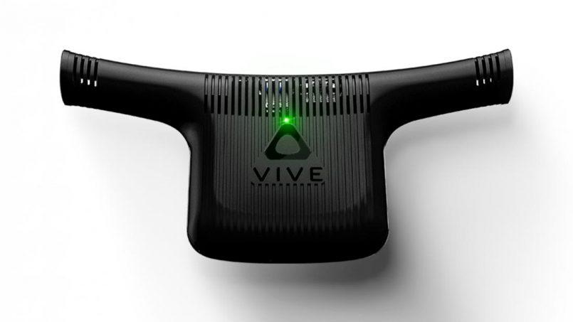 Kit Nirwayar Vive Wireless Adapter Dilancarkan Oleh HTC