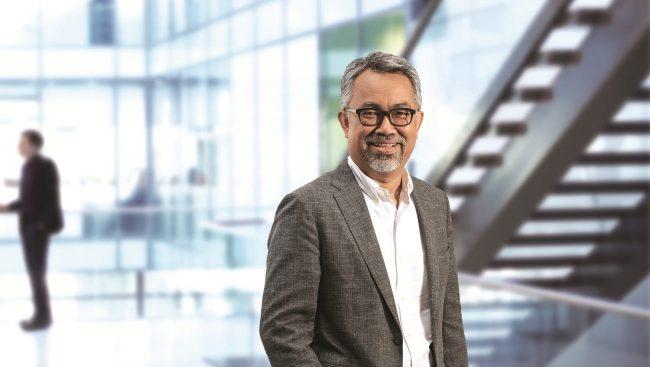 Celcom CEO Idham