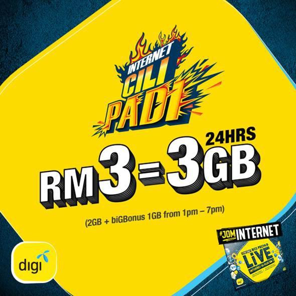 Digi RM3