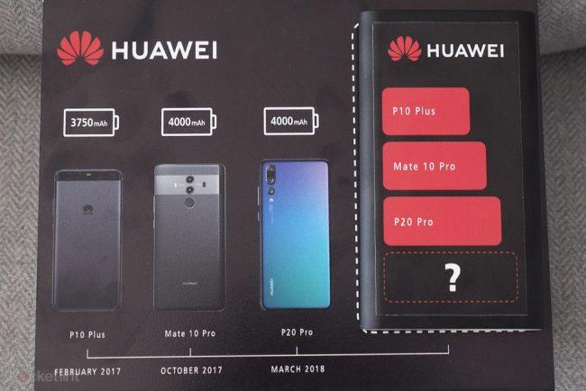 Huawei Mate 20 Acahan Bateri