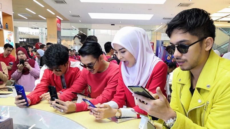 Huawei Nova 3 Malaysia