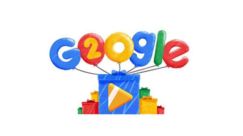 Google Menyambut Ulang Tahun Ke-20 Dengan Video Carian-Carian Paling Popular