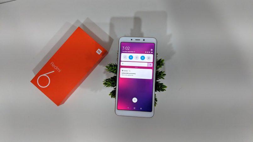 Redmi 6 Dan Redmi 6A Menerima Kemaskini MIUI 10 Berasaskan Android Pie