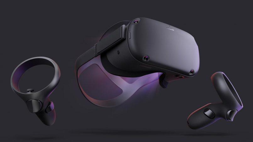 Oculus Quest Diperlihatkan – Peranti Realiti Maya Kendiri Dengan Sokongan Oculus Touch