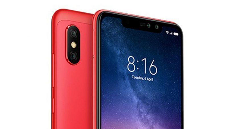 Rekaan Dan Spesifikasi Xiaomi Redmi Note 6 Pro Telah Tertiris Awal