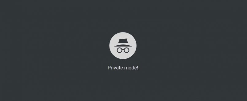 Chrome Private Mode