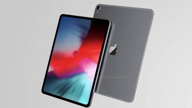 (Konsep) Video Acah Rekaan iPad Pro Baharu Dengan Bingkai Nipis