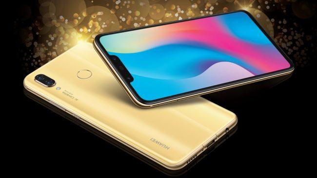 Huawei Nova 3 Emas
