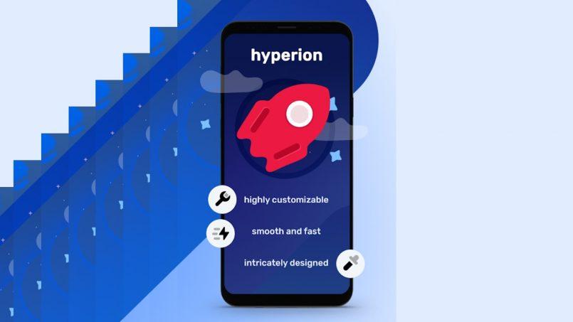 Pembangun Substratum Hasilkan Pelancar Baru – Hyperion