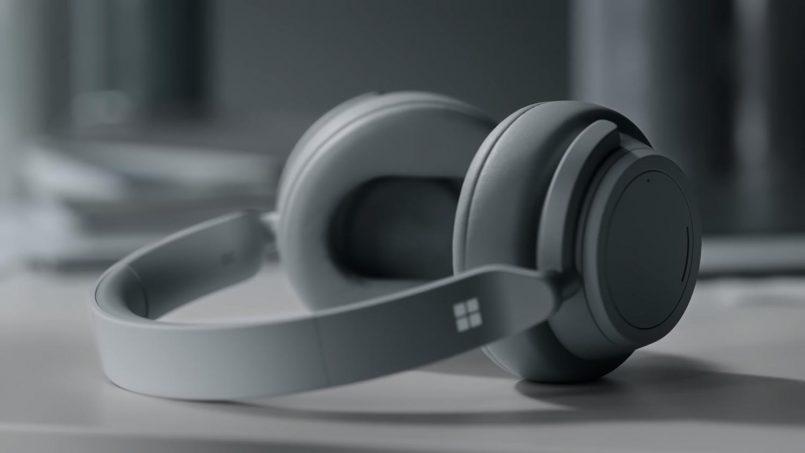 Microsoft Surface Headphones Dengan Pembatalan Hingar Dan Roda Kawalan Berputar Dilancarkan