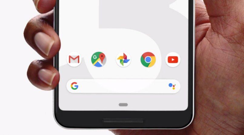 Kawalan Berasaskan Gesture Akan Digunakan Pada Kesemua Peranti Android