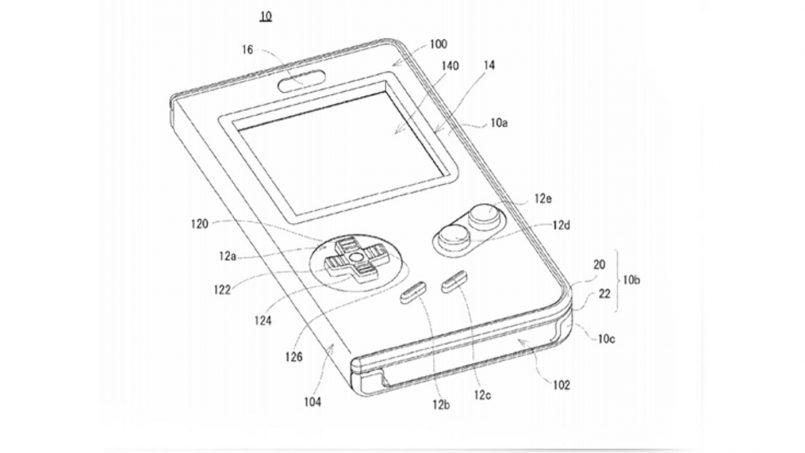 Nintendo Memfailkan Paten Untuk Kerangka Telefon Yang Berubah Menjadi Game Boy