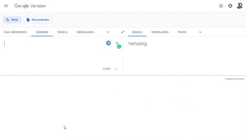 Google Translate Untuk Web Menerima Kemaskini Material Design Baharu