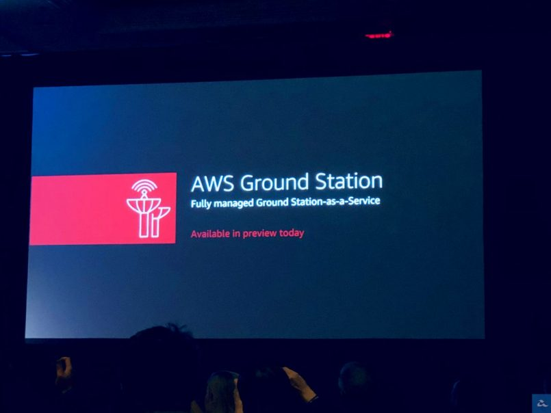AWS Ground Station Diumumkan – Akses Untuk Perkhidmatan Satelit Dengan Pantas